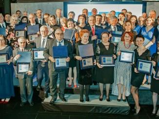 Gala programu Symbol 2017. Zdjęcie laureatów