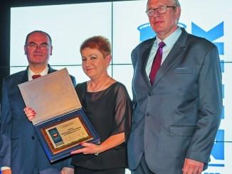 Ta nagroda z najwyższej półki jest udziałem całej załogi, wszystkich pracowników, którym z tego miejsca serdecznie dziękuję za wielki wkład pracy, jest to również nobilitacja do dalszej działalności powiedział Mariusz Pieńkowski, prezes ZWiK w Wołczynie odbierając EkoSymbol 2017