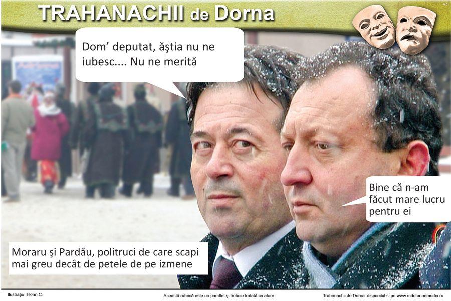 Trahanachii de Dorna