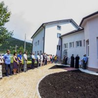 Căminul de bătrâni de pe strada Roșu, finalizat și inaugurat oficial