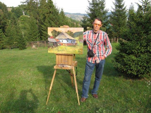 david_croitor_pictura