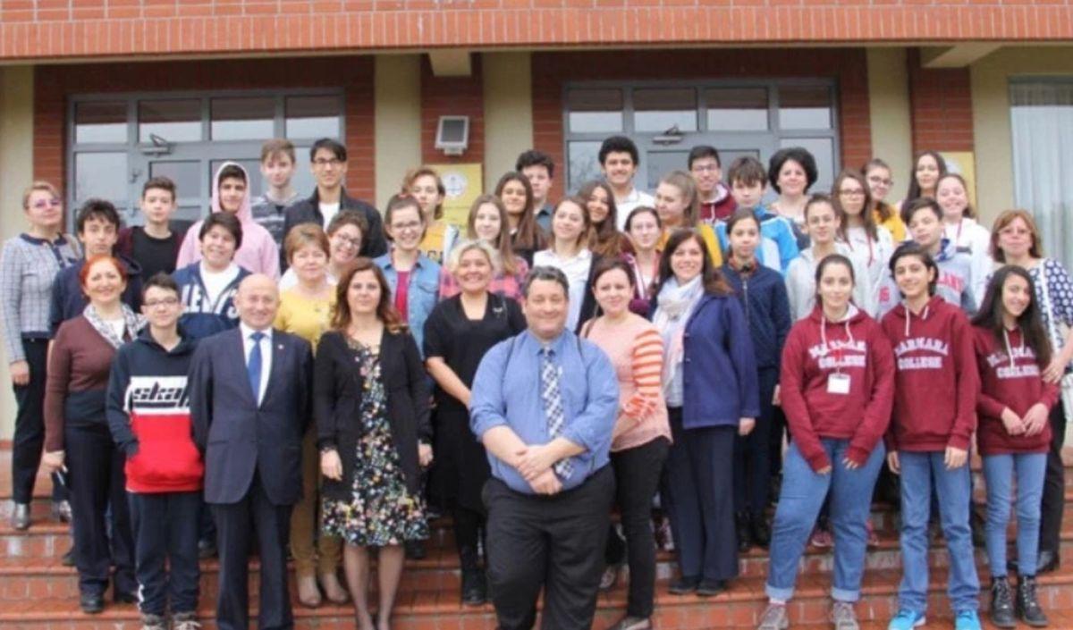 "Parteneriat al Școlii Nr. 4 din Vatra Dornei cu Colegiul ""Marmara"" din Istanbul"