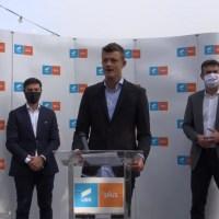 VIDEO. Conferință susținută de USR-Plus la Vatra Dornei, alături de europarlamentarul Dragoș Tudorache