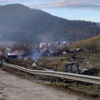 Primăria Dorna Arini continuă acțiunile de ecologizare din comună