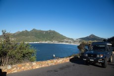 Viewpoint an der Hout-Bay