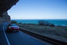 Eine der schönsten Küstenstrassen der Welt ist die Chapman's-Peak-Road.