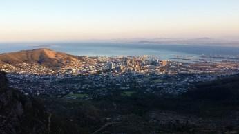 Und noch einen Tag später erklimmen wir den Tafelberg.