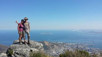 Gruss vom Tafelberg