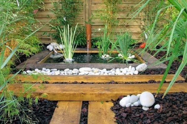 bassin zen
