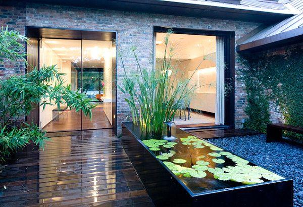 bassin contemporain