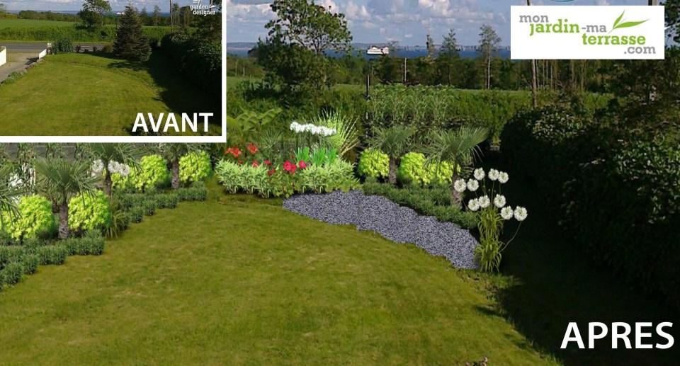 créer un jardin exotique