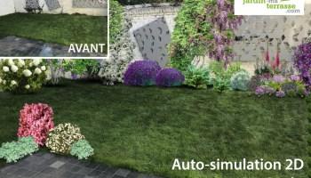 Conception De Votre Jardin En Ligne Gratuit Monjardin Materrassecom