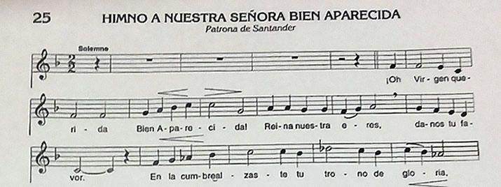 Himno Bien Aparecida