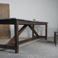 Industrial Kitchen Table Farm Sink Vintage Island Dining Modern