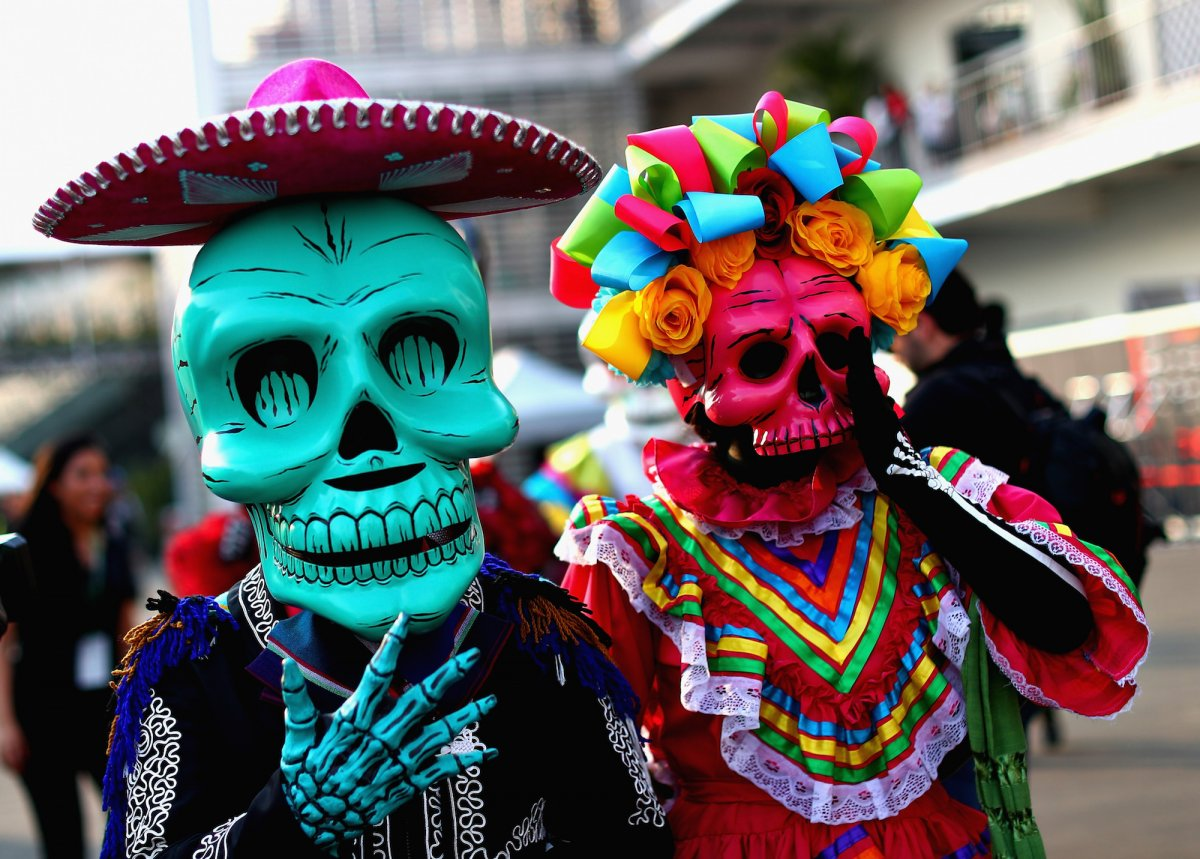 Day of the Dead  Tradition Nuance and Cultural Appropriation  Buzz News from Monkey  Elf