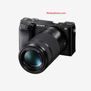 Sony Alpha ILCE-6100Y 24.2 MP Mirrorless Digital SLR Camera