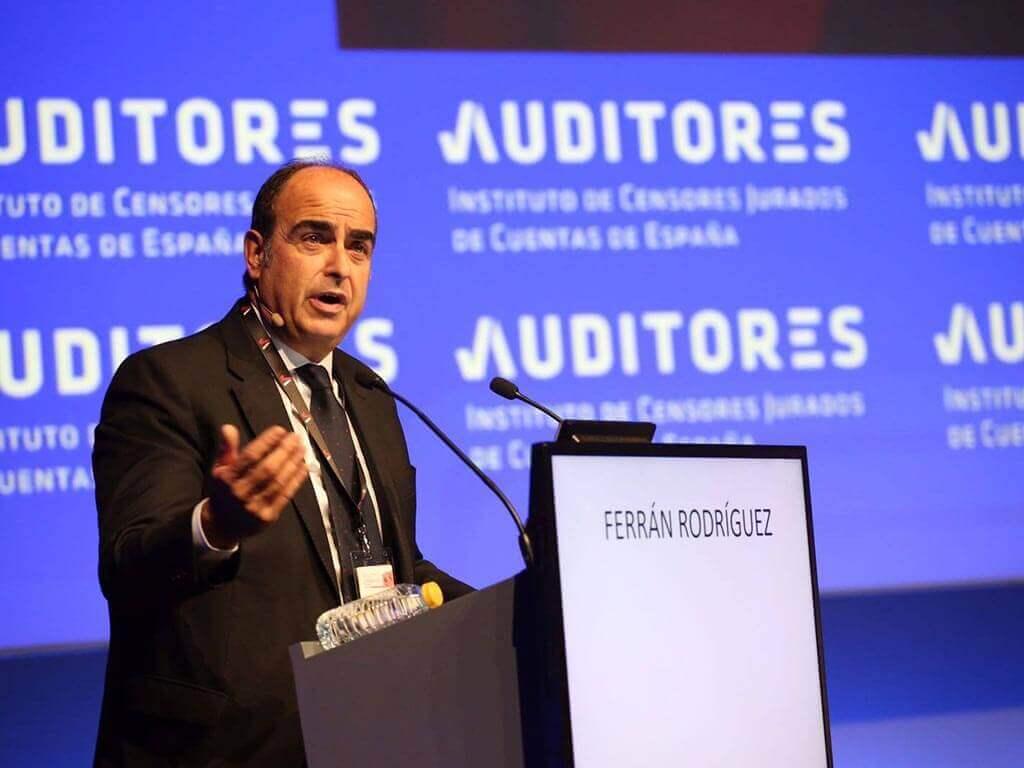 Discurso de Ferrán Rodríguez