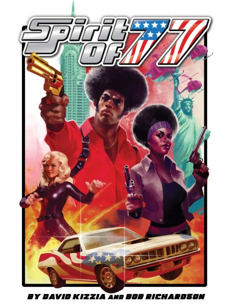 Spirit of 77 Cover