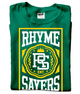 Rhyme Sayers