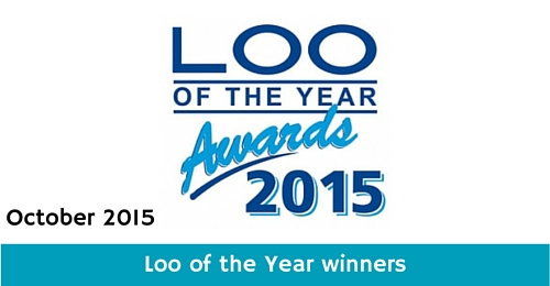 Loo of the Year winners Cornwall 2015