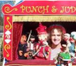 Professor Good Vibes with Punch & Judy