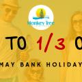 May Bank Holiday short breaks Cornwall staying on family holiday park Newquay