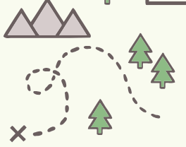 map of Monkey Tree Holiday Park