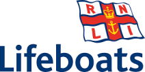 RNLI logo transparent