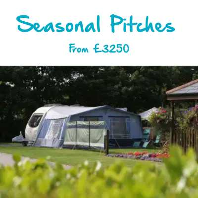 Seasonal Pitches Located in Cornwall