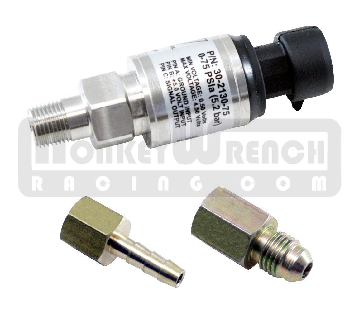 hight resolution of aem 3 5 map sensor diagram aem sensor map manifold pressure stainless 3 5