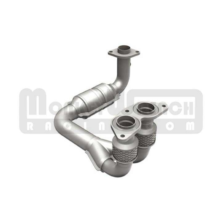 magnaflow cat pipe mr2 spyder 48 state