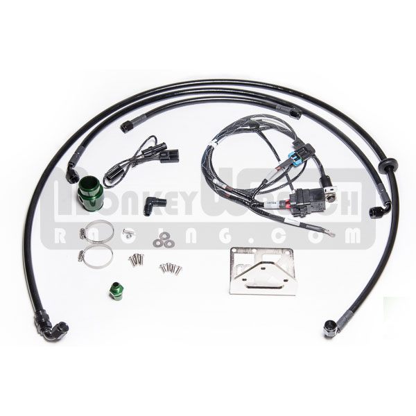 Radium Fuel Surge Tank Install Kit