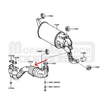 PPE Header Combo – MR2 Spyder