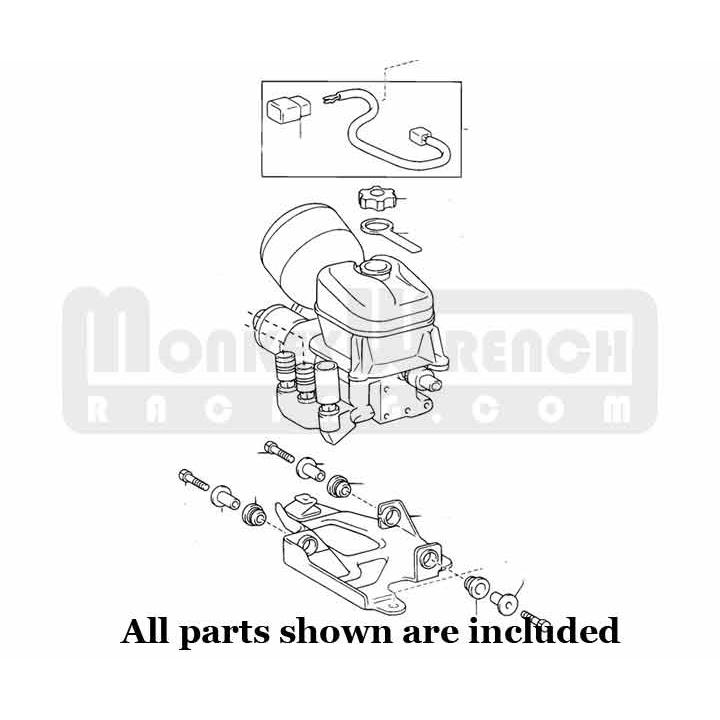 Toyota OEM SMT Hydraulic Pump Unit HPU