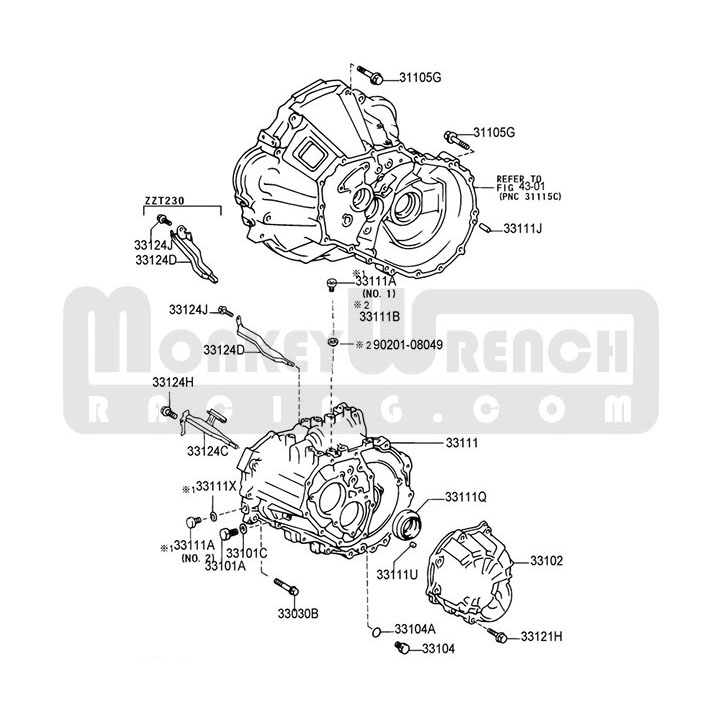 toyota wiring diagram transmission wiring diagram