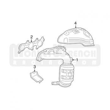 Toyota OEM Head Gasket – 2GR-FE 2GR-FSE