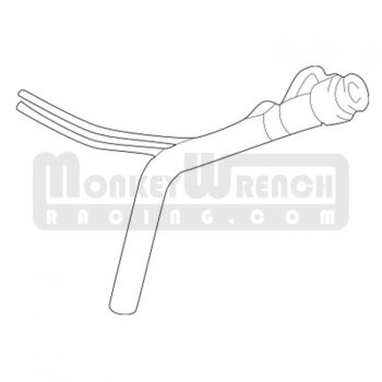 Lotus/Toyota OEM Fuel Pump Outlet Seal
