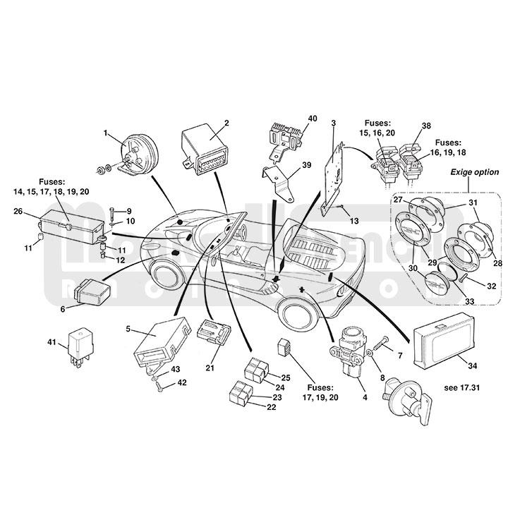 Lotus OEM Fan Control Module (Multi Relay)