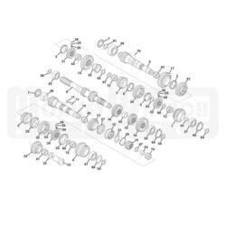 MWR HD Shift Fork – Evora/Exige V6
