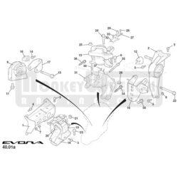 Lotus OEM Engine/Transmission mount