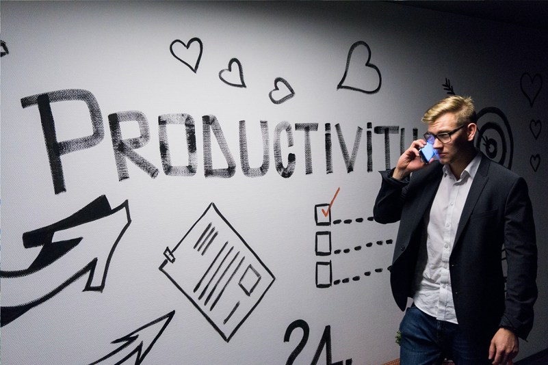 How to make remote employees more productive