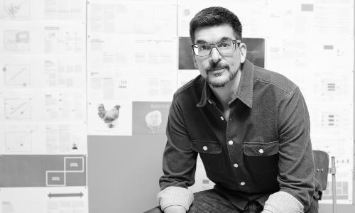 Alex Osterwalder author of business model canvas