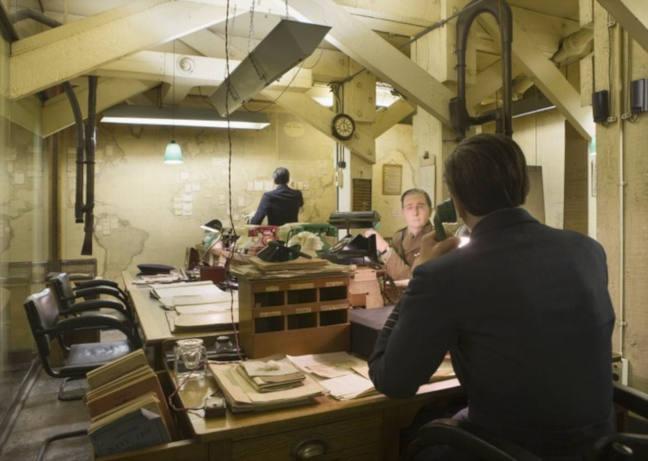 War room image