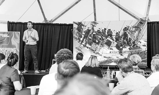2020 Summit Special Re-Empowering Teams, with Brendan Hall