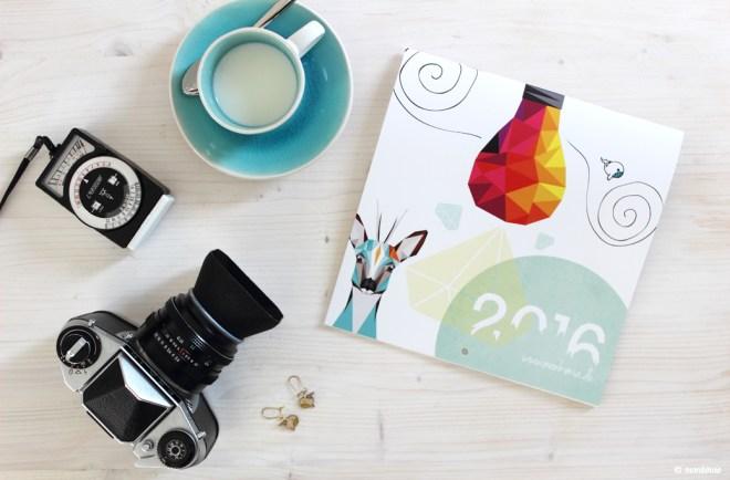 Kalender 2016 monkimia