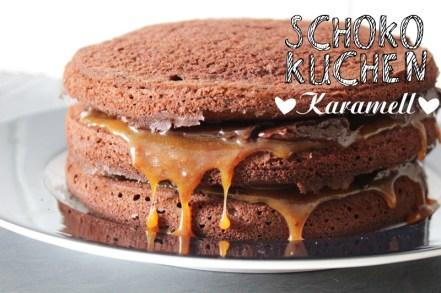 Schokokaramell Torte