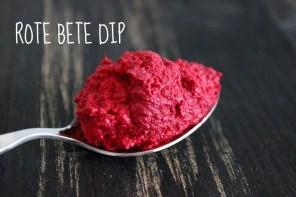 Rote Bete Dip