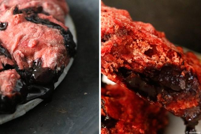 Rote Beete Schokoladen Brot
