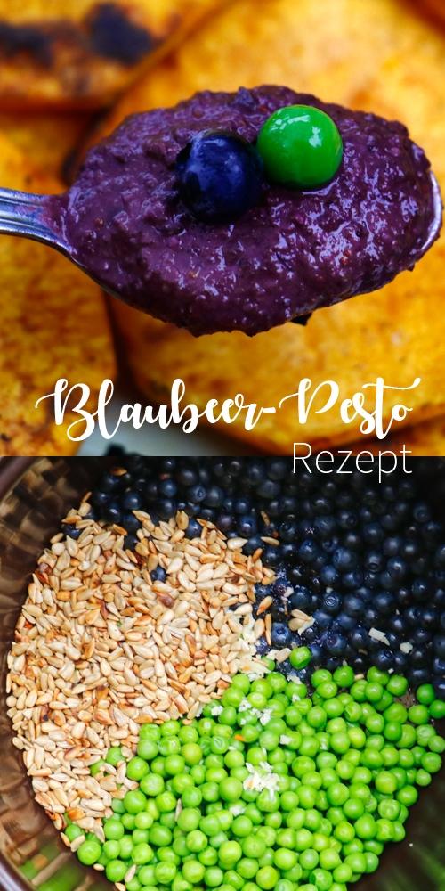 Blueberry Pesto
