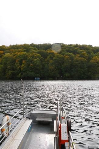 Luzinfähre Feldberger Seenlandschaft
